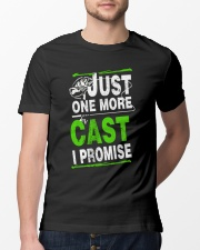 just one more cast i promise Classic T-Shirt lifestyle-mens-crewneck-front-13