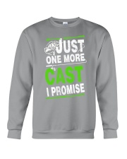 just one more cast i promise Crewneck Sweatshirt thumbnail