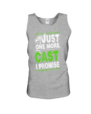 just one more cast i promise Unisex Tank thumbnail