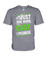 just one more cast i promise V-Neck T-Shirt thumbnail