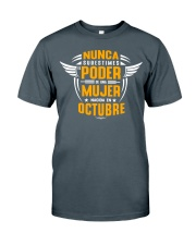 poder 10 Classic T-Shirt thumbnail