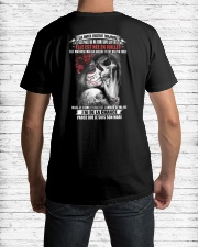 Elle Est Nee En 7 Classic T-Shirt lifestyle-mens-crewneck-back-1