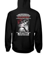 Elle Est Nee En 7 Hooded Sweatshirt thumbnail