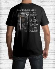 abril adn Classic T-Shirt lifestyle-mens-crewneck-back-1