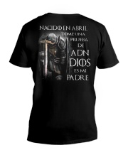 abril adn V-Neck T-Shirt thumbnail