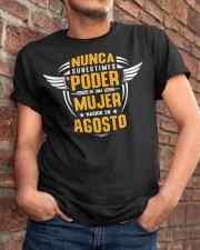 nunca 8 Classic T-Shirt apparel-classic-tshirt-lifestyle-26