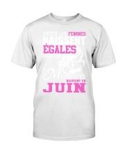 juin toutes-les-femmes Classic T-Shirt thumbnail