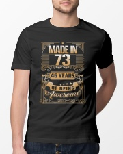 made in 73 Classic T-Shirt lifestyle-mens-crewneck-front-13