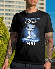 chat mai Classic T-Shirt lifestyle-mens-crewneck-front-8