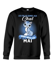 chat mai Crewneck Sweatshirt thumbnail