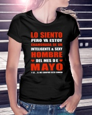 mayo inteligente sexy Ladies T-Shirt lifestyle-women-crewneck-front-7