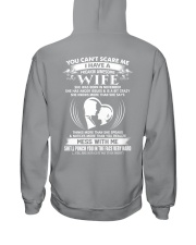 november awesome wife Hooded Sweatshirt thumbnail