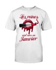 janvier les reinees Classic T-Shirt thumbnail