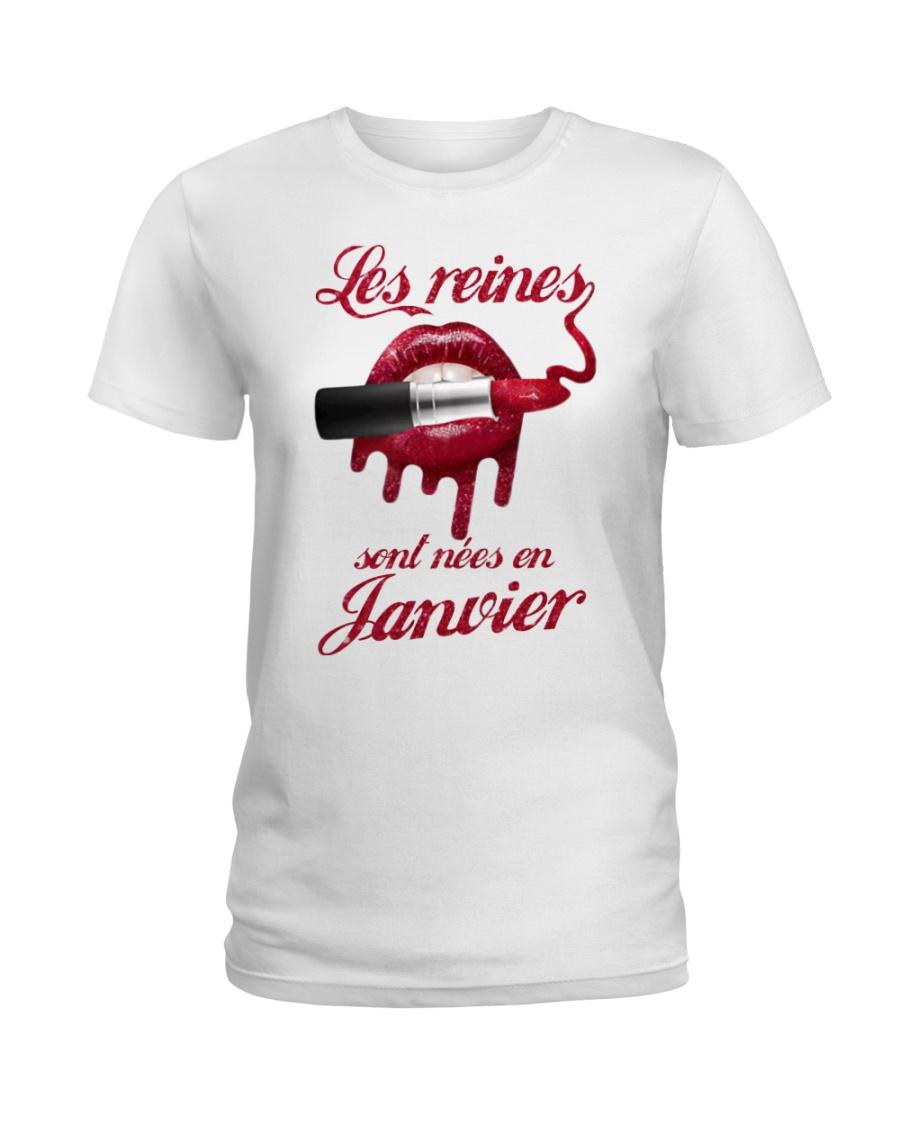 janvier les reinees Ladies T-Shirt