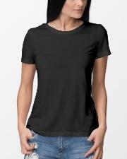 fevrier mari epoux Ladies T-Shirt lifestyle-women-crewneck-front-10
