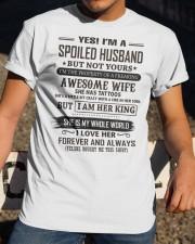 she has tattoos Classic T-Shirt apparel-classic-tshirt-lifestyle-28