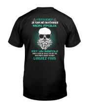 fevrier mon epoux Classic T-Shirt thumbnail