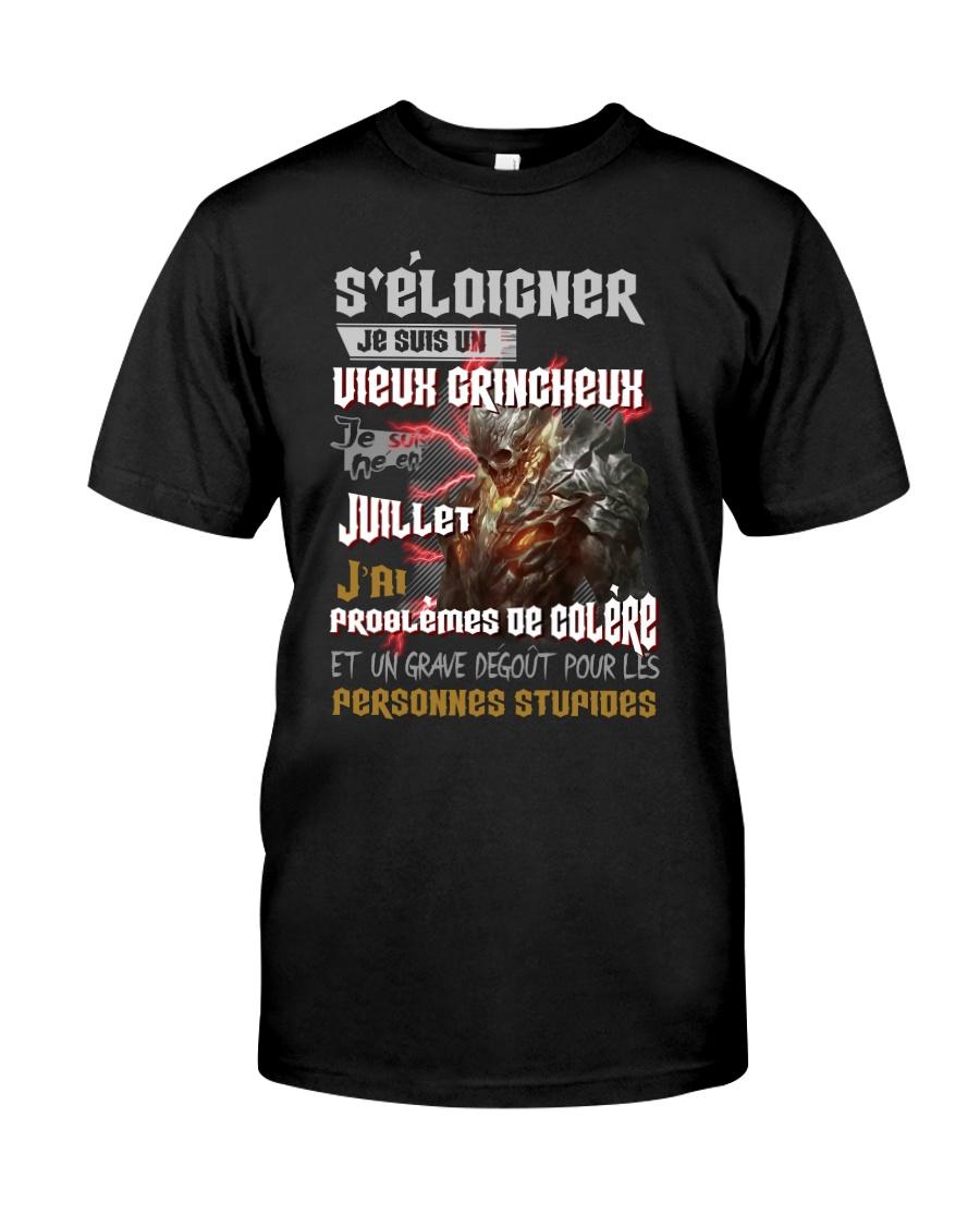 seloigner 7 Classic T-Shirt