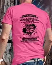 IL EST NE EN 1 Classic T-Shirt lifestyle-mens-crewneck-back-2