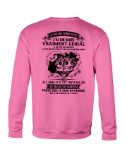 IL EST NE EN 1 Crewneck Sweatshirt thumbnail