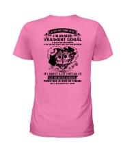 IL EST NE EN 9 Ladies T-Shirt back