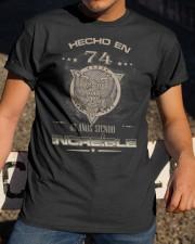 hecho en 74 Classic T-Shirt apparel-classic-tshirt-lifestyle-28