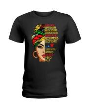 Naci En 9 Ladies T-Shirt front