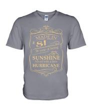 sunshine 81 V-Neck T-Shirt thumbnail