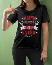 hombre del mes de enero Ladies T-Shirt apparel-ladies-t-shirt-lifestyle-front-10