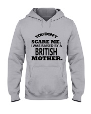 I was raise by a British mother Hooded Sweatshirt thumbnail