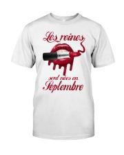septembre les reinees Classic T-Shirt thumbnail