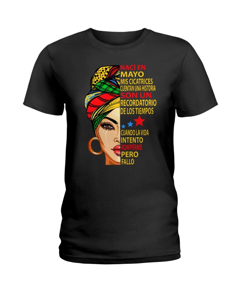 Naci En 5 Ladies T-Shirt