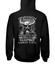 dezember niemals Hooded Sweatshirt thumbnail
