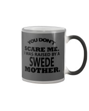 I was raise by a Swede mother Color Changing Mug thumbnail
