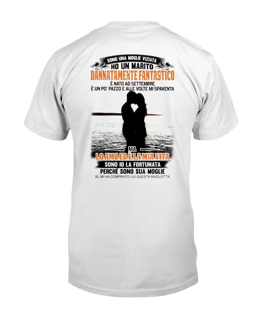 E NATO AD 9 Classic T-Shirt