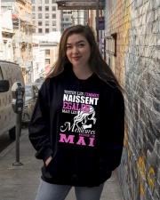 mai outes-les-femmes Hooded Sweatshirt lifestyle-unisex-hoodie-front-1
