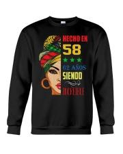 Hecho En 58 Crewneck Sweatshirt thumbnail