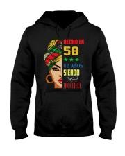 Hecho En 58 Hooded Sweatshirt thumbnail