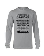 june grandma Long Sleeve Tee thumbnail