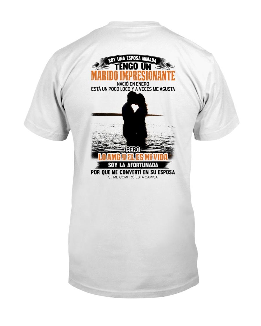 nacio en 1 Classic T-Shirt