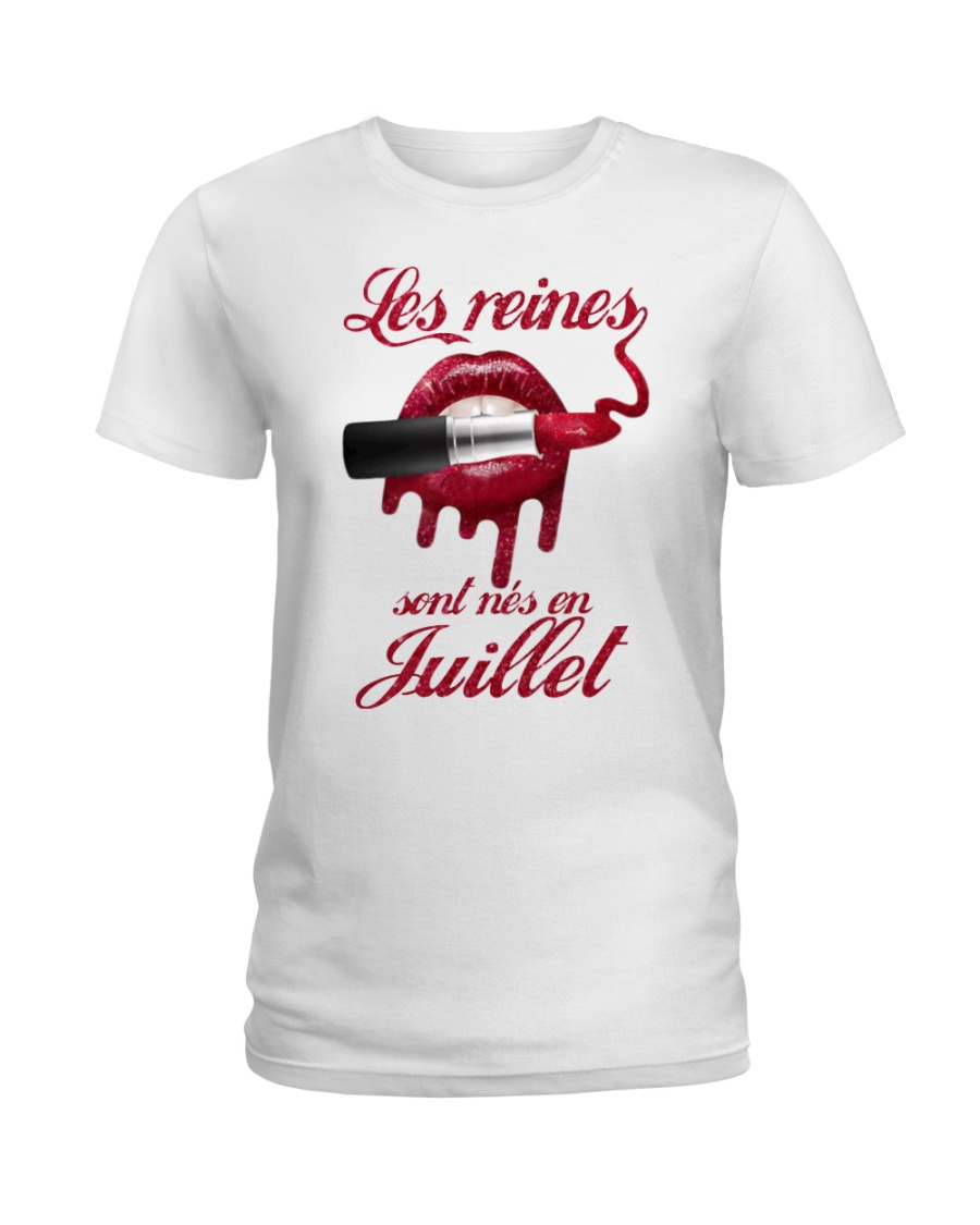7-les reines Ladies T-Shirt