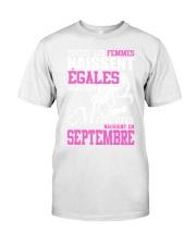septembre toutes-les-femmes Classic T-Shirt thumbnail