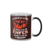 octobre enfer Color Changing Mug thumbnail