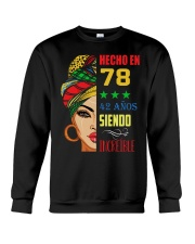 Hecho En 78 Crewneck Sweatshirt thumbnail