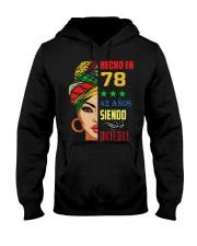Hecho En 78 Hooded Sweatshirt thumbnail
