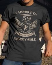 incroyable 59 Classic T-Shirt apparel-classic-tshirt-lifestyle-28