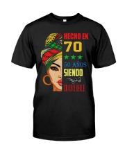Hecho En 70 Classic T-Shirt thumbnail