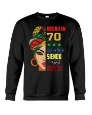 Hecho En 70 Crewneck Sweatshirt thumbnail