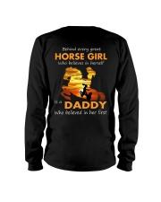 horse girl Long Sleeve Tee thumbnail