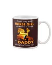 horse girl Mug thumbnail